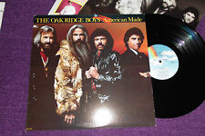"OAK RIDGE BOYS    "" American Made ""  1983LP  (USA )  MCA 5390"