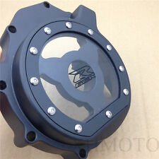 Engine Stator cover see through SUZUKI GSXR1000 2005 2006 2007 2008 left side