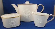 Rare KPM Berlin Arcadia Adam & Eve Porcelain Coffee Set for 4 Porzellan Service