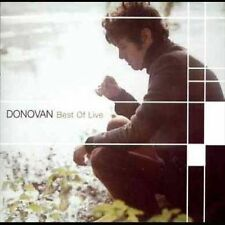 Best Of: Live, Donovan, New Import