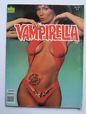 VAMPIRELLA # 78  US  WARREN MAGAZINE 1979  photo Cover VG-FN