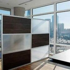 LOFTwall Room Partition LW84 - Black, & Frost