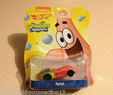 Hot Wheels Entertainment Spongebob Squarepants Patrick 1:64 Scale Diecast Car