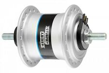 NEW! Sturmey Archer HDS12 Bicycle Dynamo Front Hub 36h Silver 6v/2.4w
