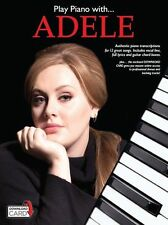 Learn Play Piano With ADELE Someone Like You PIANO GUITAR MUSIC BOOK & DOWNLOAD