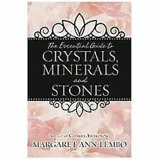 Crystals, Minerals & Stones Illustrated Book ~ Wiccan Pagan Supply
