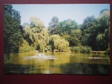 POSTCARD BUCKINGHAMSHIRE ASCOTT HOUSE - LILY POND
