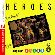 Heroes - Big Ben Tribe (2013, CD NEUF) CD-R