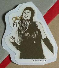 GLEE GLEEK NIYA RIVERA SANTANA LOPEZ GLEE FFF FULL OF IT TV STICKER