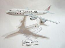 DRAGONAIR CARGO AIRLINES KA Die cast Model in Box Boeing B747 1:500 Plane Toy