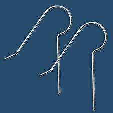 50 Sterling Silver Earring Finding Ear Wire Fish Hook