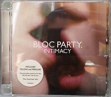"""Bloc Party - Intimacy (CD 2008) Features """"Mercury"""" """"One Month Off"""" """"Talons"""""""