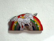 Rainbow Unicorn Pin (#004a)
