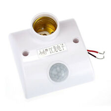 E27 infrared motion detector PIR Sensor Automatic LED-lamp-holder switch