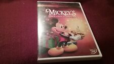Mickey's Once Upon a Christmas (DVD, 2003, Gold Collection Edition)