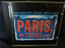 Ry Cooder ‎– Paris, Texas - Original Motion Picture Soundtrack