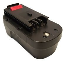Tank Brand Battery For Black & Decker HPB18 replacement battery - 2 YEAR WARRAN