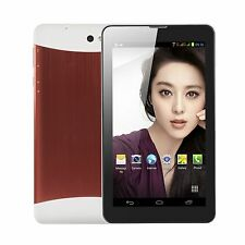 "XGODY 7"" 3G Dual SIM Mobile Phone Google Android 4.4 Bluetooth 8GB 2Core Camera"
