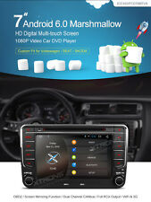 "Volkswagen / Seat / Skoda Models' 7"" Android 6.0 Marshmallow, Multi Touch Screen"