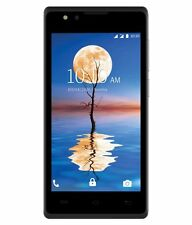 Lava A59 (Black) 1.2 GHz 4.5 inch Android v5  5 MP camera