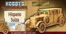Matchbuilder HISPANO SUIZA Classic Car Matchstick Model Kit NEW