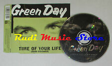 CD Singolo GREEN DAY Time of your life 1997 germany REPRISE mc lp dvd vhs S5