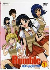 School Rumble 1 & Ovas - 5 DISC SET (2015, REGION 1 DVD New)