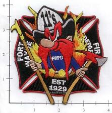 Indiana - Fort Wayne Truck 11 IN Fire Dept Patch