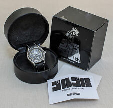 Super RARE! GOLGO 13 30th Anniversary Wriist Watch Limited 13 JAPAN ANIME MANGA