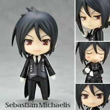 Japen Anime Black Butler Sebastian Michaelis Nendoroid Figure 10cm New No Box