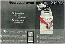 Publicité Advertising 1961 (2 pages) La Cuisinière Coste