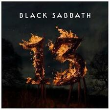 Black Sabbath - 13  (CD, Jun-2013, Virgin)