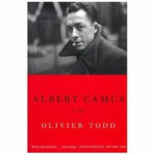 Albert Camus : A Life by Olivier Todd (2000, Paperback)