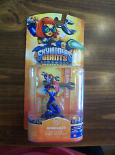 Skylanders GIANTS & SWAP FORCE- Single Pack - SPROCKET - FREE 1ST CL SHPG