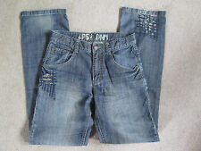 Lemmi Jeans LF59 DNM 164 Slim Dunkelblau used optic aktuell tolle Waschung TOP
