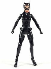 "The Dark Knight Rises Movie Masters CATWOMAN goggles up 6"" Action Figure DC 2012"
