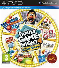 Hasbro Family Game Night 4 The Game Show ~ Ps3 (en Perfectas Condiciones)