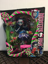 Monster High Ghoulia Yelps SWEET SCREAMS  Sammlerpuppe SELTEN