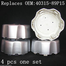 4 Pcs Wheel Hub Centre Cap Cover for Nissan 96-99 Pathfinder Xterra Frontier OE