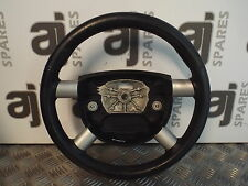 FORD MONDEO 2.0 TDCI 2003 STEERING WHEEL (SOME WEAR AND MARKS)