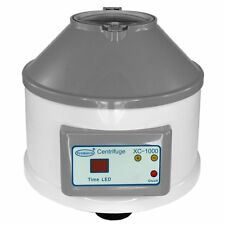 XC-1000 Centrifuge with Timer- Premiere, 6 Tube Capacity, Fits 10ml to 15ml
