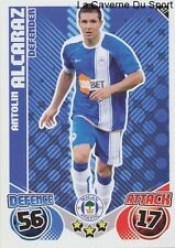 327 ANTOLIN ALCARAZ # PARAGUAY WIGAN ATHLETIC CARD PREMIER LEAGUE 2011 TOPPS
