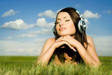 6 x Guided Meditation Relaxation Sessions on one CD - Stress Relief
