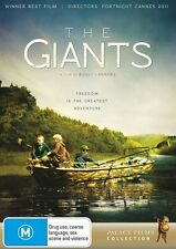 The Giants (DVD, 2013) New & Sealed