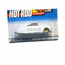 Hot Wheels Die Cast Car Hot Rod Magazine Tail Dragger #3 of 4 Sealed on Cut Card