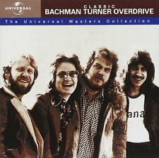 Bachman Turner Overdrive Classic CD NEW Remastered You Ain't Seen Nothing Yet+