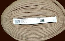 """NEW ON BOLT SOLID LATTE BROWN FLEECE FABRIC MATERIAL SOLD BY THE YARD 60"""" WIDE"""
