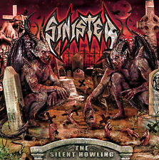Sinister the Silent Howling CD (200588)