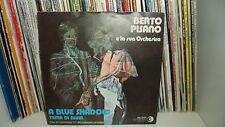 """BERTO PISANO E LA SUA ORCHESTRA  """"A BLUE SHADOW / TEMA DI SILVIA"""" 7"""" VG"""