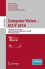 Lecture Notes in Computer Science: Computer Vision -- ECCV 2014 : 13th...